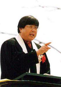 髙橋敏夫 名誉牧師